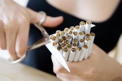 Отказ от курения при болезни желудка