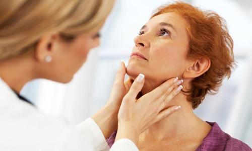 Консультация врача при заболеваниях щитовидки