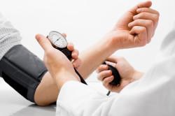 Высокое давление - симптом феохромоцитомы