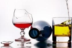 Алкоголь - причина острого панкреатита