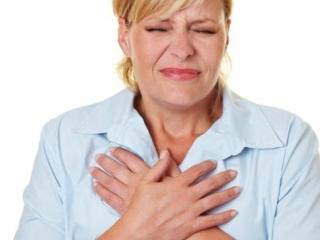 Причиной жжения могут быть бронхолегочные заболевания