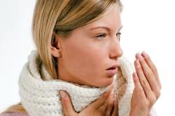 Кашель - симптом рака щитовидной железы