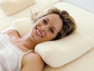 Ортопедическая подушка обеспечивает здоровый сон