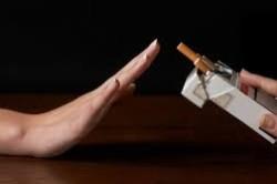 Отказ от курения во время лечения