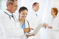 Консультация лечащего врача при аутоиммунном тиреоидите