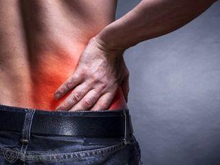 Почему возникает жжение в спине