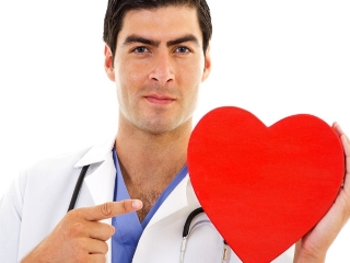 Жжение в груди может быть симптомом сердечных заболеваний