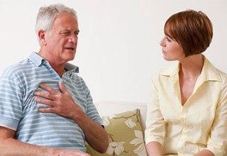 Жжение справа может говорить о пневмонии